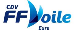 CD Voile 27 - Comité Départemental de Voile de l'Eure – Stages de voile, voile à l'école, enseignement et découverte de la voile dans le département de l'Eure, Vernon, Poses, Pont-Audemer.